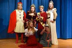 "Independence Middle School Drama Club Presents ""Haphazardly Ever After?"""