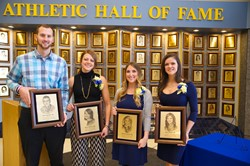 Independence High School Athletic Hall of Fame Welcomes Four New Inductees
