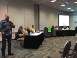 Independence Teachers Attend Ohio Educational Technology Conference