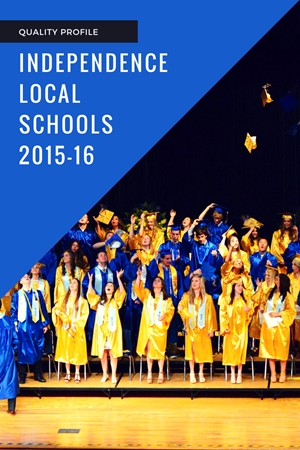 District Publishes 2015-16 Quality Profile