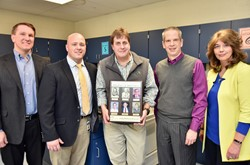 Independence High School Alumni Association Recognizes Scott Maretka as Educator of Excellence