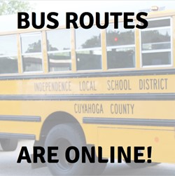 Bus Routes for 2018-19 School Year