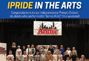 Annie Kids performed by primary school students