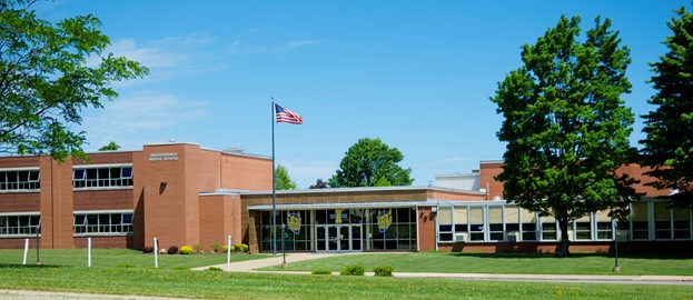 photo of Independence Middle School building