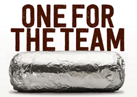 Chipotle Fundraiser Image.  Same information as the text with the image.