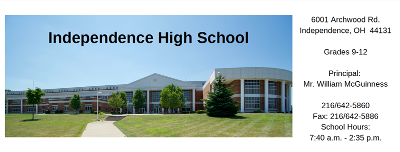 photo of Independence High School